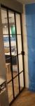 Дверь откатная со стеклом